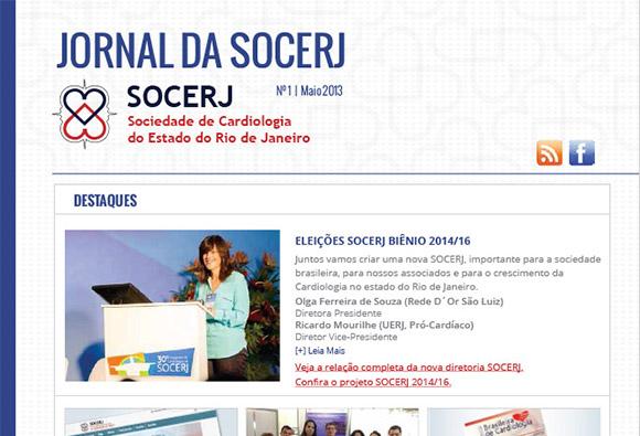 Jornal de Maio de 2013